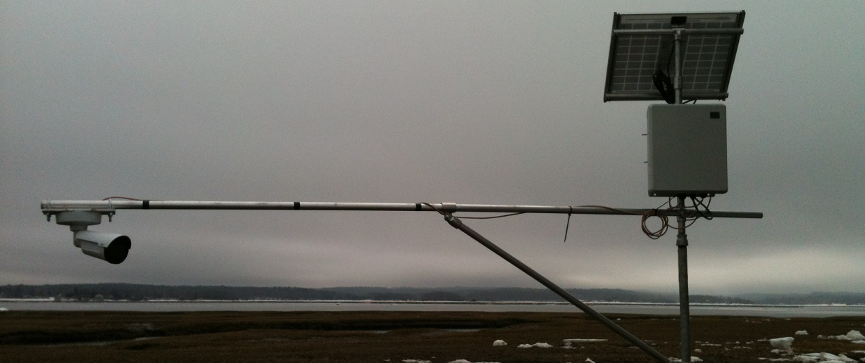 Essex Bay daytime camera images